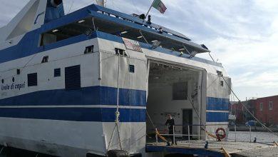 Photo of Aliscafi come traghetti, la traversata del Golfo è sempre più lenta