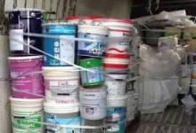 Photo of L'AVVISO Ritiro secchi e bidoni di vernice spostato a martedì 10