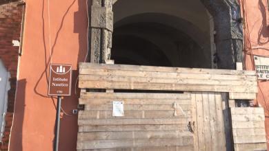 """Photo of LA FOTONOTIZIA Ma che fosse la """"Porta Santa""""?"""