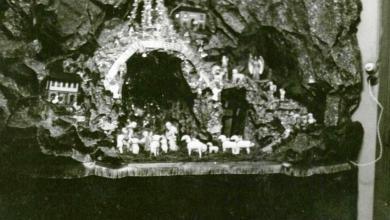 Photo of Il presepe di Antonio Lubrano esempio di arte presepiale con le pecorelle di lana e la natività con la creta del nilo