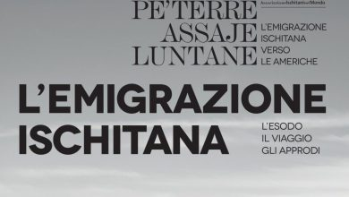 "Photo of Gli emigranti ischitani  ""Pe' terre assaje luntane"""