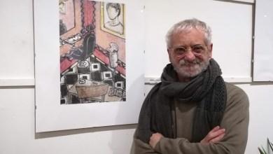 Photo of Gra@fica: il racconto intimo del Borgo nei disegni di Pasquale Mazzella
