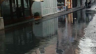 Photo of Il maltempo flagella Ischia, via Roma completamente allagata