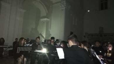 Photo of Bellissima serata per il concerto della Banda Musicale di Capodanno 2020