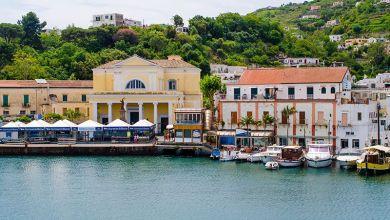 """Photo of Il porto d'Ischia primo """"porto verde"""" del sud"""