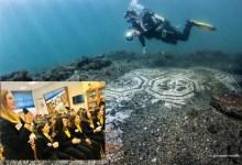 """Photo of Studenti del """"V.Telese"""", un tuffo  nel Parco sommerso di Baia alla scoperta del turismo subacqueo"""