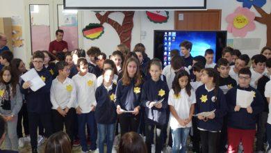 """Photo of Giornata della Memoria, gli studenti del """"V. Mennella"""" ricordano l'Olocausto"""