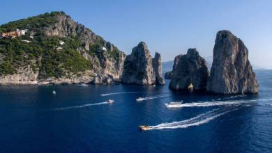 Photo of LA SVOLTA Incontro a Roma, più vicina l'area marina protetta di Capri
