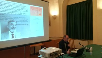 Photo of La memoria attraverso la geografia dei luoghi: all'Antoniana la conferenza dell'architetto Delizia