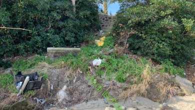 Photo of Assurdo a Lacco Ameno, siringhe e cartucce in spiaggia