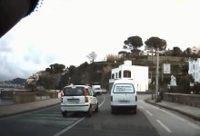 """Photo of Alla gogna sui social per la guida folle, arriva il """"pentimento"""""""