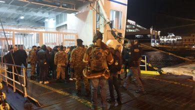 Photo of Maltempo, stop ai collegamenti marittimi