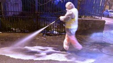 Photo of Casamicciola, nuova fase di disinfezione dalla sera del 16 marzo