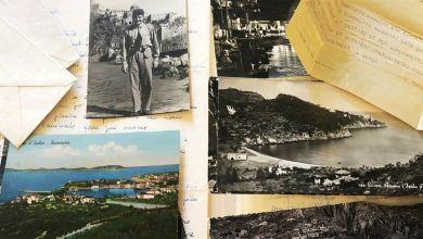 """Photo of """"Ischia, 1956…"""", Marisa legge in radio le lettere d'amore dei suoi genitori"""