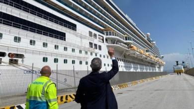 Photo of Costa Diadema, si allungano i tempi per le operazioni di sbarco