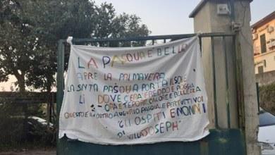 Photo of La Pasqua degli anziani di Villa Joseph, il messaggio emoziona