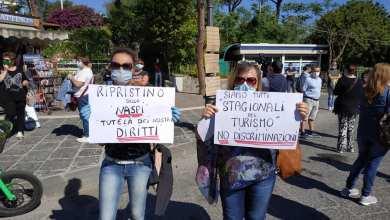 """Photo of Ischia, """"Liberiamo l'Italia"""" a fianco dei lavoratori stagionali"""