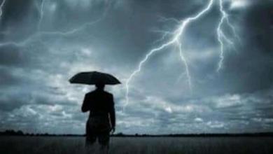 Photo of L'AVVISO DELLA PROTEZIONE CIVILE Vento e temporali, una giornata con l'allerta meteo