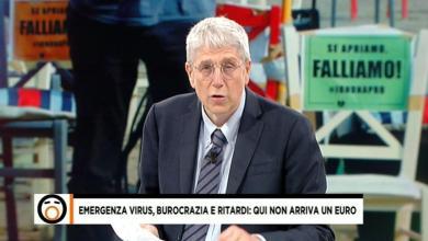 Photo of PARLA DI VAIA «Mi è stato impedito di raccontare il dramma dei lavoratori»