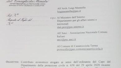 Photo of Buoni spesa ed esposto di Mennella, arriva la risposta di Borrelli
