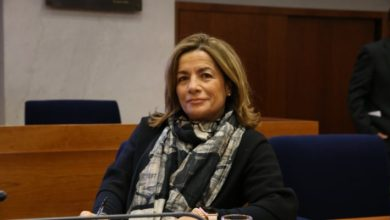 Photo of La Di Scala guarda a Lacco: «Domenico De Siano è il mio candidato»