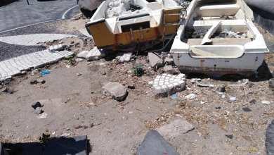 Photo of LA FOTONOTIZIA Com'è ridotto male Piazzale delle Alghe…