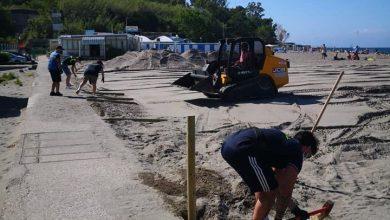 Photo of LA FOTONOTIZIA Ischia, arenli liberi work in progress