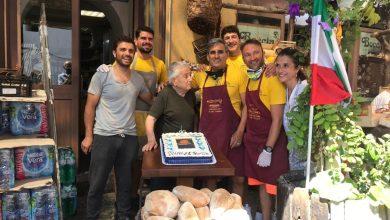 """Photo of Giuann """"Boccia"""" spegne 90 candeline, una storia fatta di pane e magia"""