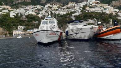 Photo of IL CASO Caos sulla motonave, interviene la capitaneria a Positano