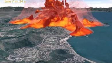 Photo of Rischio eruzioni e terremoti sul Vesuvio, Campi Flegrei e Ischia: è allarme