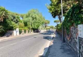 Photo of Posa del tappetino di asfalto su Via Michele Mazzella