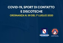 Photo of Covid-19, dal 6 luglio via libera a calcetto, basket e ballo