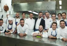 "Photo of Lo chef Carlo Cracco fa tappa al ristorante ""Indaco"""
