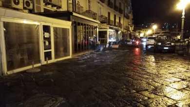 Photo of LA FOTONOTIZIA Serrande abbassate, la Riva Destra è spettrale