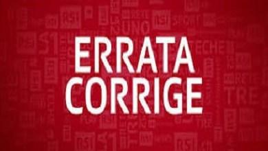 Photo of ERRATA CORRIGE Quella pubblicità fuoriposto