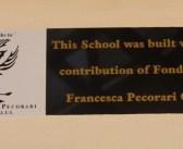 Francesca Pecorari O.N.L.U.S. e le sue nuove scuole