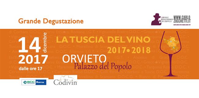 Torna la Tuscia del Vino, la guida di Carlo Zucchetti