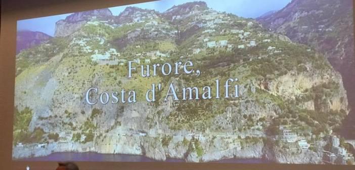 Cantina Marisa Cuomo a Furore, l'azienda del sud Italia per il 2018 del Gourmet Errante