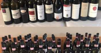 Passo dello Stelvio, una degustazione molto particolare a dimostrare che i vini della Valtellina sono molto longevi