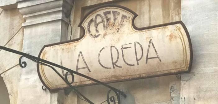 Tra le due cene delle Premiate Trattorie Italiane, un ottimo pranzo al Caffè la Crepa a Isola Dovarese (Cr), il tutto vicino a una bellissima Cremona