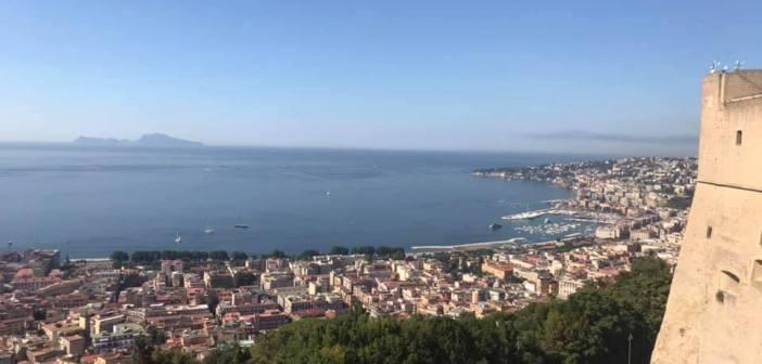 Napoli, la pizza, una città meravigliosa