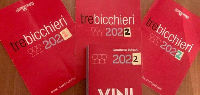"""I Tre Bicchieri della Sicilia per la guida """"Vini d'Italia 2022"""" del Gambero Rosso con un mio piccolo commento"""