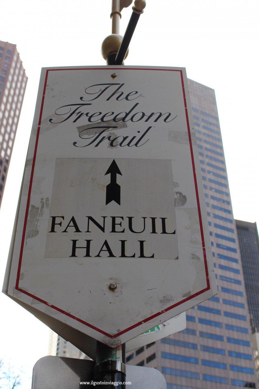 cosa comprare al quincy market, faneuil hall, boston, freedom trail