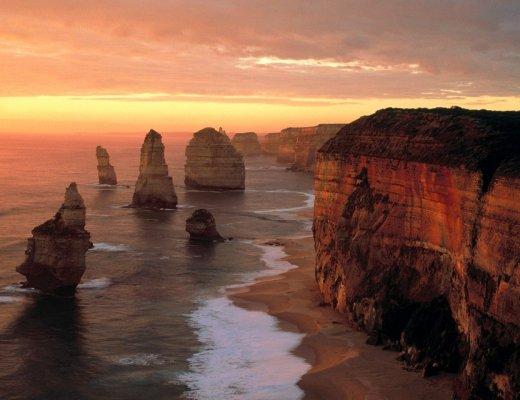viaggio in australia con bambini, twelve apostolis, 12 apostoli, dodici apostoli, australia