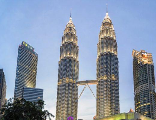 acquistare i biglietti per le petronas towers, petronas twins towers kuala lumpur