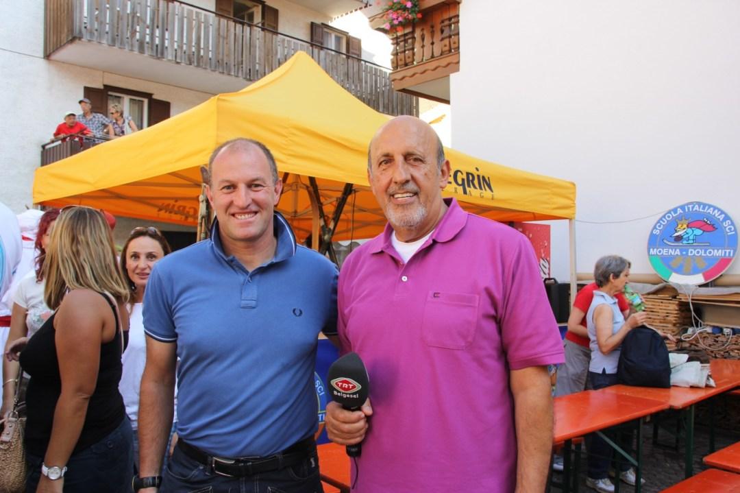 Moena Belediye Basakani Riccardo Franceschetti tam bir Turk gibi (1)