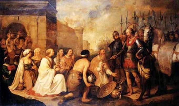 Tanrının Kırbacı Atilla Nasıl Öldürüldü?
