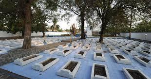 Endonezya Rawa Gede mezar