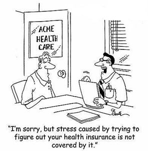 Insurance Humor Blog Part 2