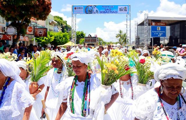 ILHÉUS: Semana terá navios, lavagem da Catedral e Festejos de São Sebastião 5